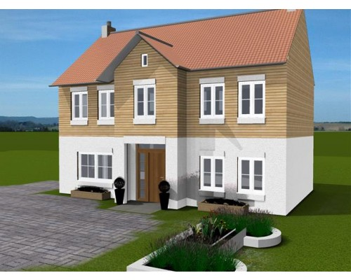 3d home architect object: