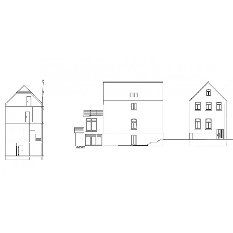 Building design from all sides