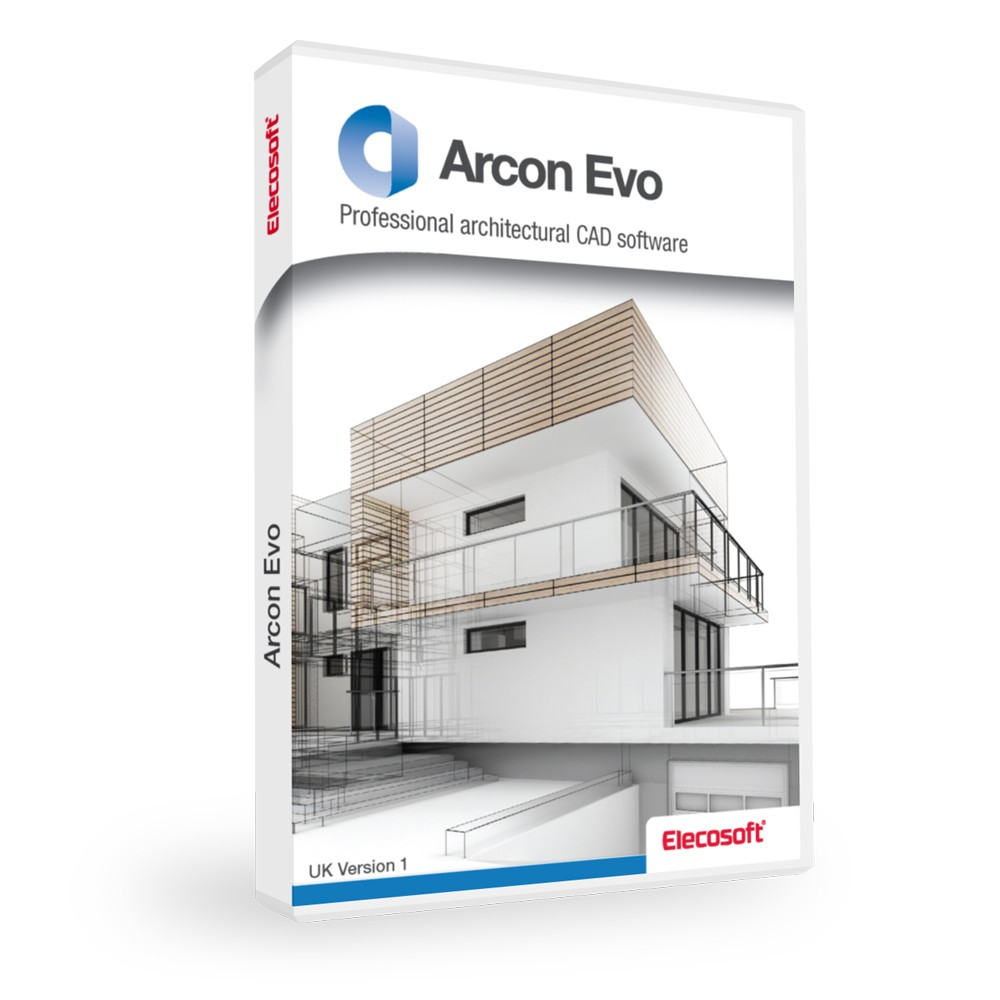 3d Architect Home Design Software Arcon Evo 3d