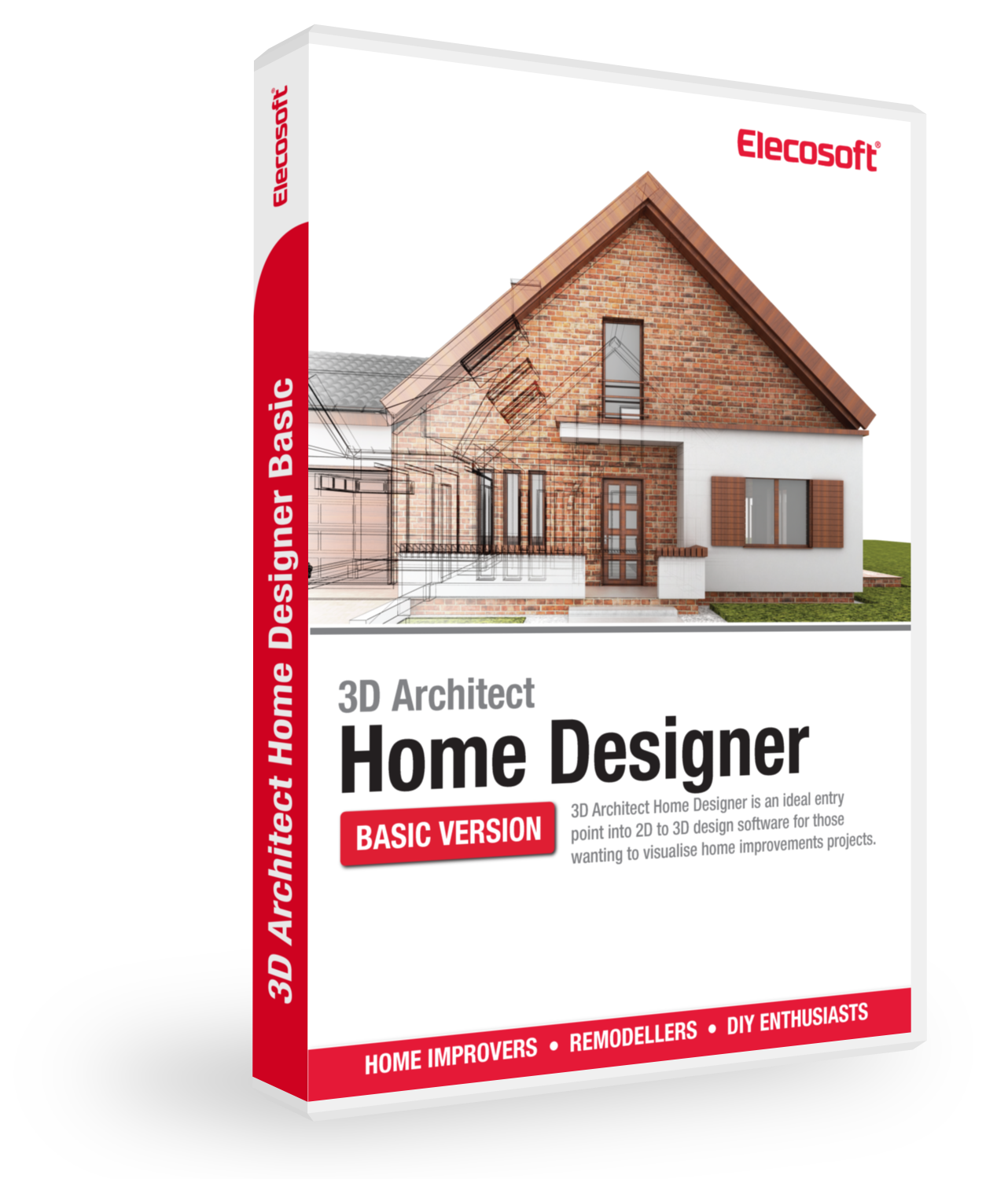 3d architect home design software interior design software for Software interior design 3d