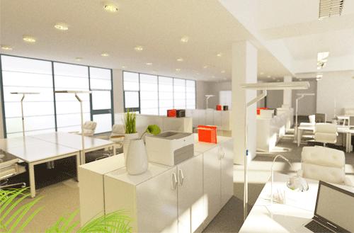 Create interior design